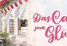 Nadin Maari: Das Café zum Glück, Buchcover
